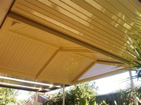 Patio Sun Roof by How To Install A Stratco Outback Patio Sunroof Or Car Port
