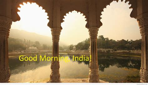 good morning india images  wallpapers