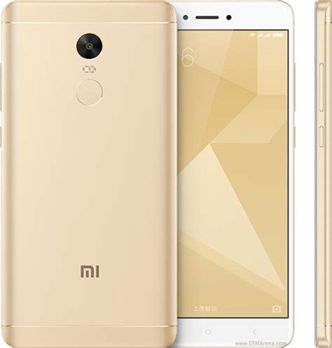 Hp Xiaomi Redmi Note xiaomi redmi note 4x pictures official photos