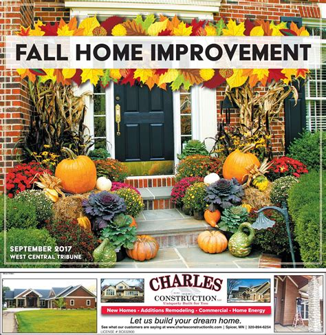 fall home improvement 2017 by west central tribune issuu