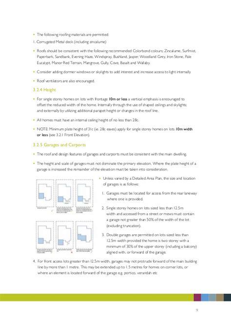 brochure layout guidelines equis lake design guidelines brochure
