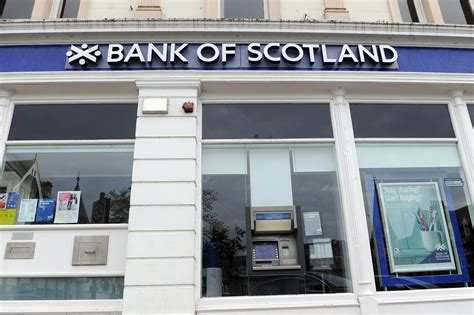 Banc Of Scotland by Bank Of Scotland To Shut 23 Scottish Branches The Courier
