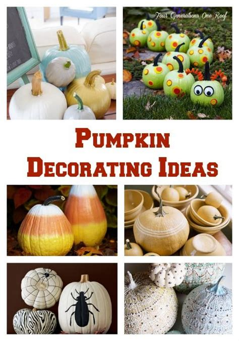 Creative Pumpkin Decorating Ideas by Pumpkin Decorating Ideas Creative Pumpkins And Pumpkin