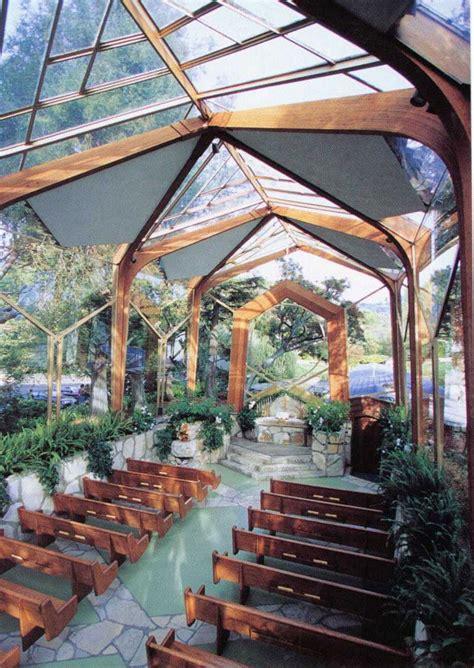 glass church palos verdes ca     wedding