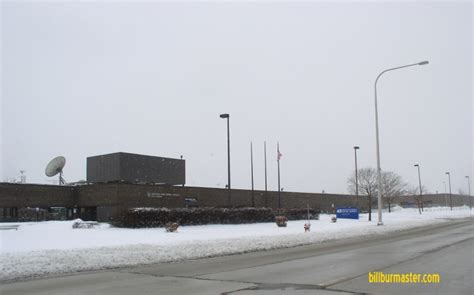 Channahon Post Office by South Suburban 604