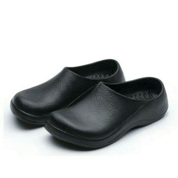 Sepatu Safety Kitchen jual chef shoes chef clog safety shoes di lapak pastrylogist ahmad wahyud