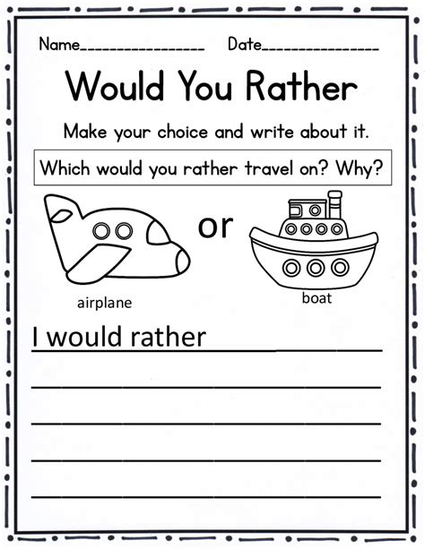 Writing Templates For 3rd Grade by Opinion Persuasive Writing For Grade Kindergarten Through