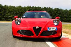 Alfa Romeo 4c Weight Light Weight Alfa Romeo 4c Sure To Delight