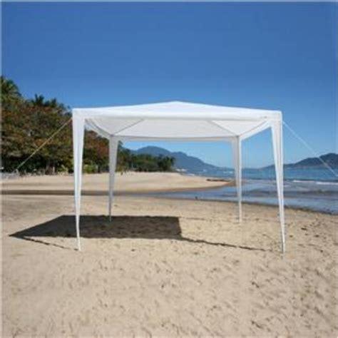 gazebo 2x2 tenda gazebo kala branca 2x2 praia cing bolsa