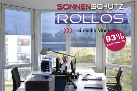 Fenster Sichtschutz Kleben by Sichtschutzrollos Mit Sonnenschutz F 252 R Innen Zum Aufkleben
