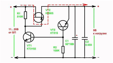 high voltage transistor circuit cost efficient fet voltage regulator