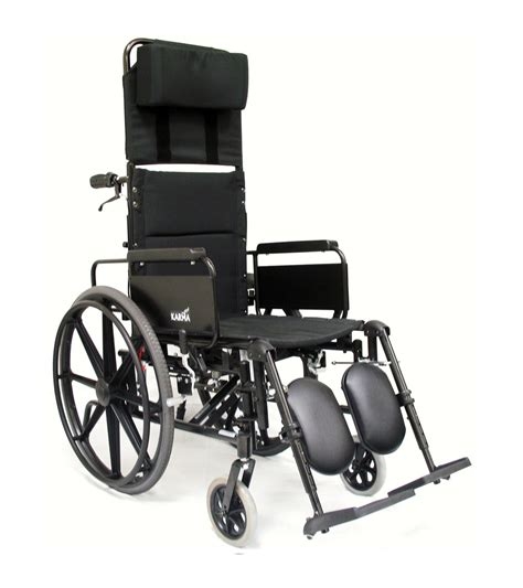 Bariatric Reclining Wheelchair by Km 5000 F Recliner Bariatric Wheelchair Reclining Karman