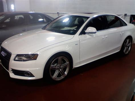 audi 2 ot pic of the new 2009 audi a4 2 ot with the s line package