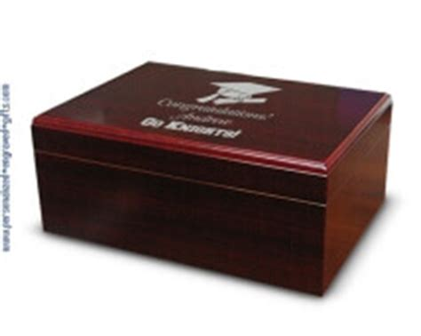 Gifts For Mba Graduates by Personalized Engraved Humidors Custom Engraved With