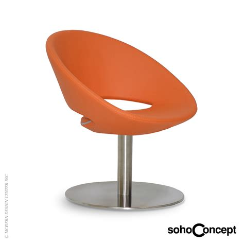 round recliner chair crescent lounge swivel round chair sohoconcept lounge