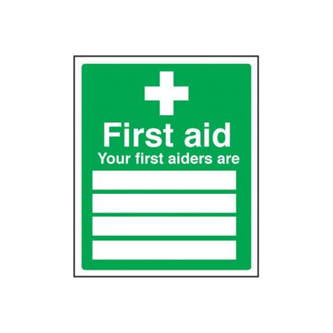 aid poster template aid sign rigid aiders list