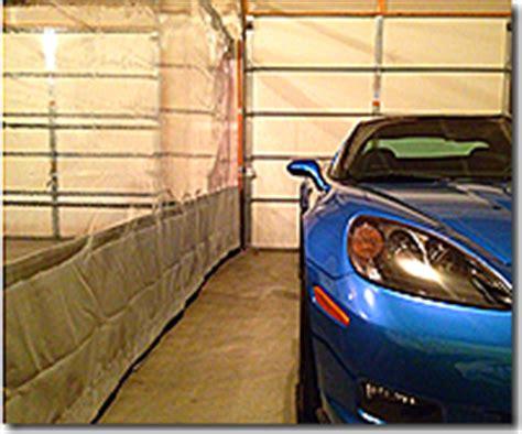 garage curtain dividers dodge challenger forum challenger srt8 forums view