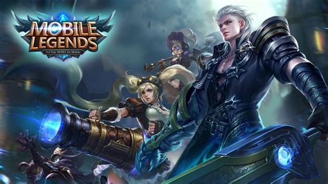 mobile legend mobile legends on quot new loading page do you like