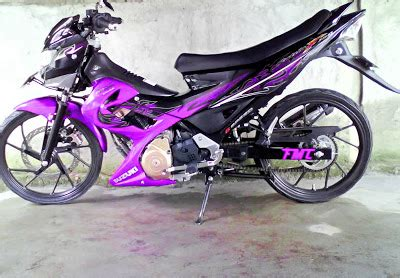 kata kata gambar satria fu 150 warna ungu
