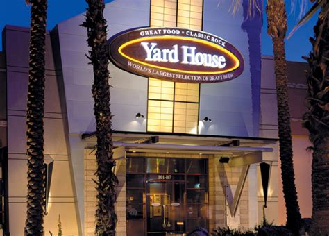 yard house locations rancho mirage the river locations yard house restaurant