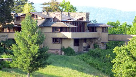 wisconsin house taliesin spring green wright in wisconsin