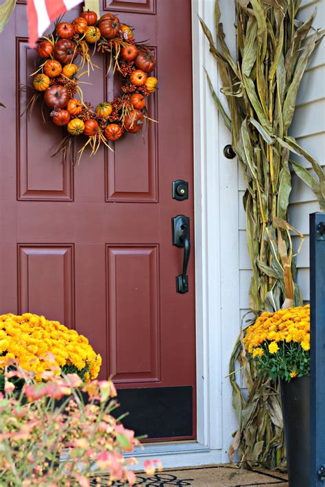 The Best Fall Decor On Best Of Fall Decorating Ideas From Thrifty Decor