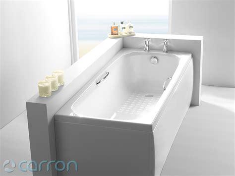 bathroom and bath carron single ended 5mm acrylic bath with grip 1800 x 700mm q4 02224