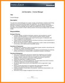 8 job description sample pdf actor resumed