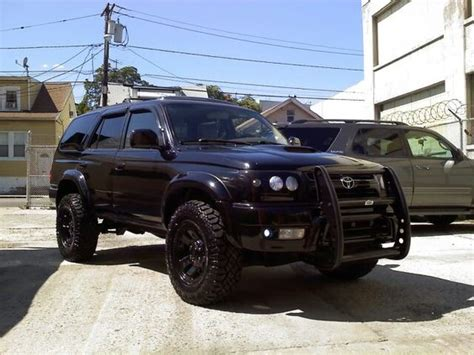 toyota jeep black one day black betty will look like this original 4runner