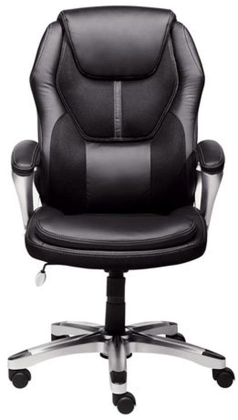 broyhill office chair broyhill executive chair faux leather walmart ca