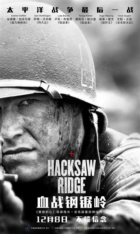 Hacksaw Ridge DVD Release Date   Redbox, Netflix, iTunes