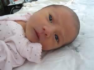 Baby chloe was born a week ago last friday night aug 19