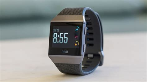 Fitbit Ionic fitbit ionic smartwatch review
