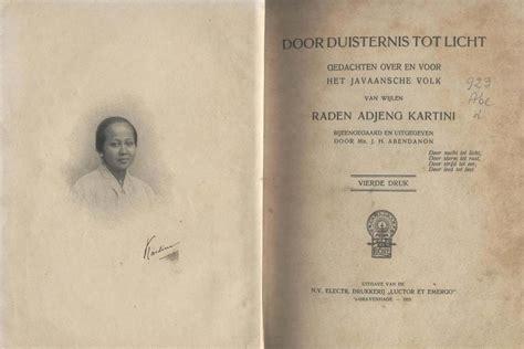 biografi r a kartini dalam bahasa inggris dan terjemahannya sejarah r a kartini yang menjunjung tinggi emansipasi