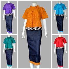 Setelab Batik Emboss Ang model blus terbaru blus murah blus wanita baju blus models and html