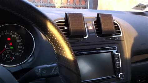 porta iphone da auto diy fai da te porta 2 per auto car mount