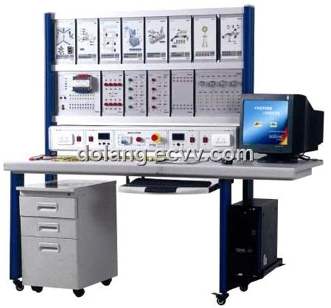plc test bench plc education kurgara