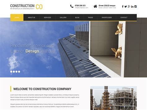 themes wordpress engineering theme directory free wordpress themes