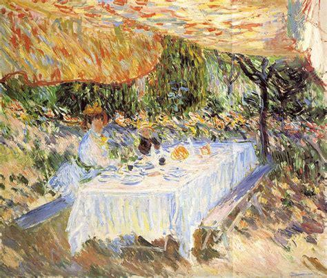 colazione in giardino de nittis tempo di picnic 10 capolavori nella storia dell arte fito