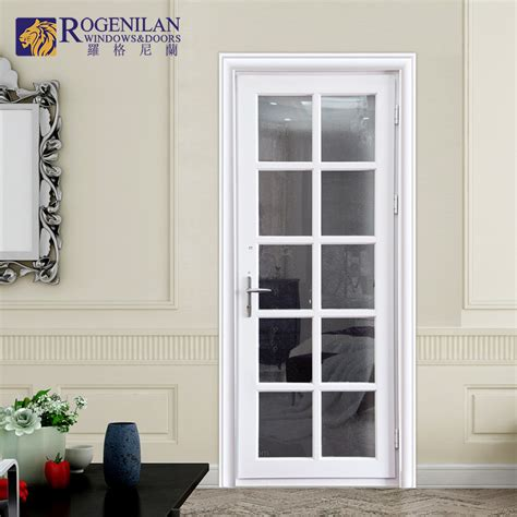swinging doors home depot rogenilan aluminum frame wood painted interior glass home