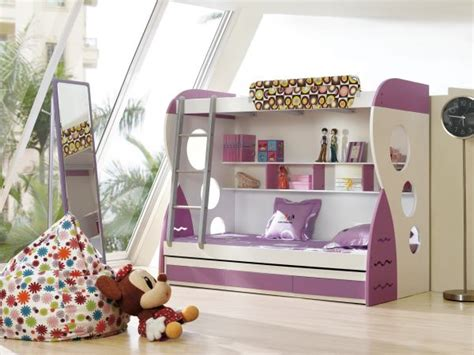 girls bedrooms with bunk beds 50 modern bunk bed ideas for small bedrooms