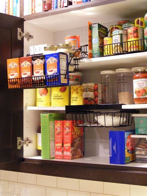 Pantry Walmart by Pantry Organization Those Pull Storage Racks Are Only 10 From Wal Mart Http Www