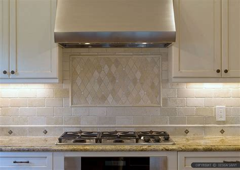 Installing Backsplash In Kitchen by 6 Antiqued Ivory Subway Backsplash Tile Idea Backsplash Com