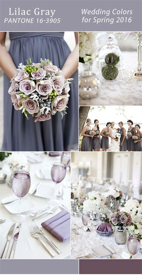 Fall 2008 Trend Gray And Purple by 17 Best Ideas About Lilac Wedding Colors On