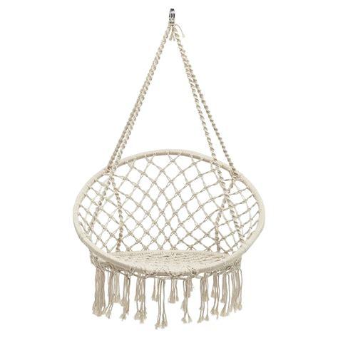 hanging basket haak karwei hartman tuinmeubelen hangstoel msnoel