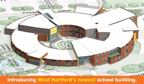 Floor Plan Virtual Tour by West Hartford Public Schools New Building Information