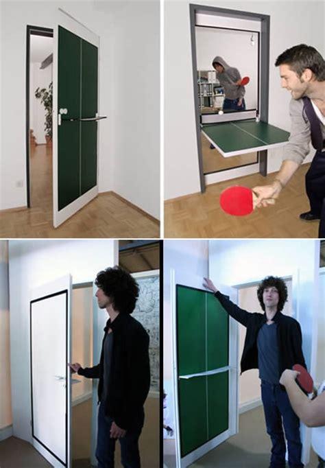 ping pong table door 12 coolest doors cool doors unique doors creative doors