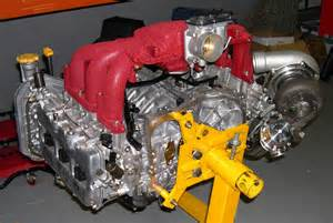Subaru H6 Turbo Turbo 6 Cylinder Boxer Sick Subaru Outback Subaru