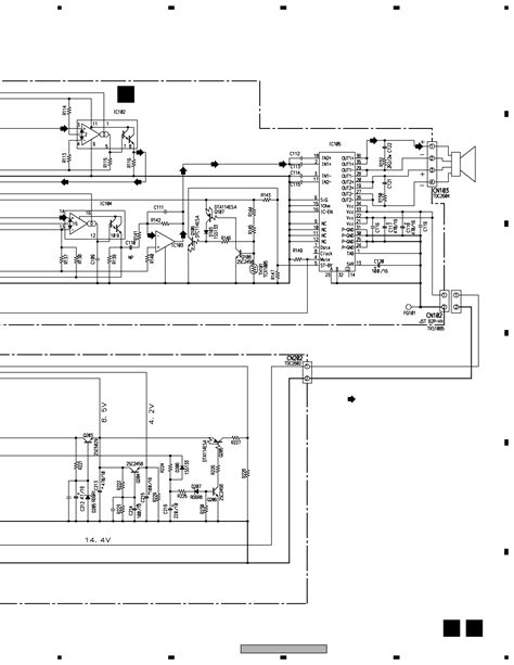 panasonic hd radio car stereo wiring diagram radio wiring