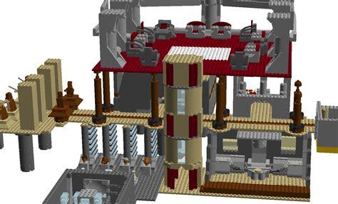 lego vault tutorial lego ideas jedi temple